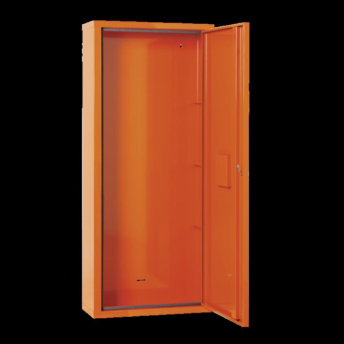 ANBAUSAFE Erste-Hilfe-Trage leer orange