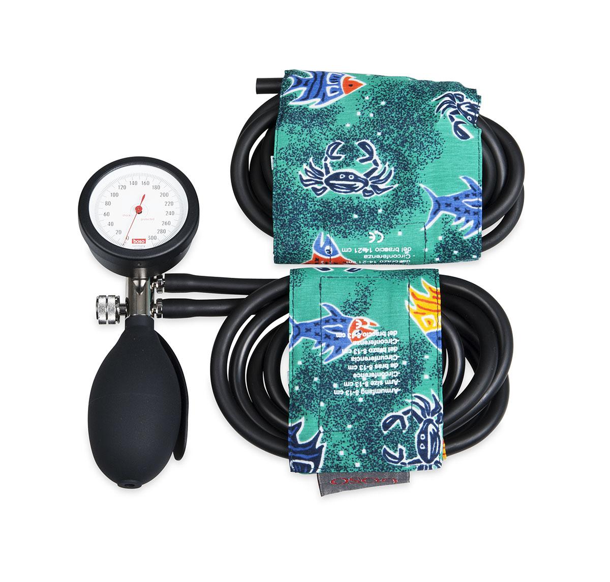 Blutdruckmessgerät mit je 1 Manschette für Kinder und Kleinkinder