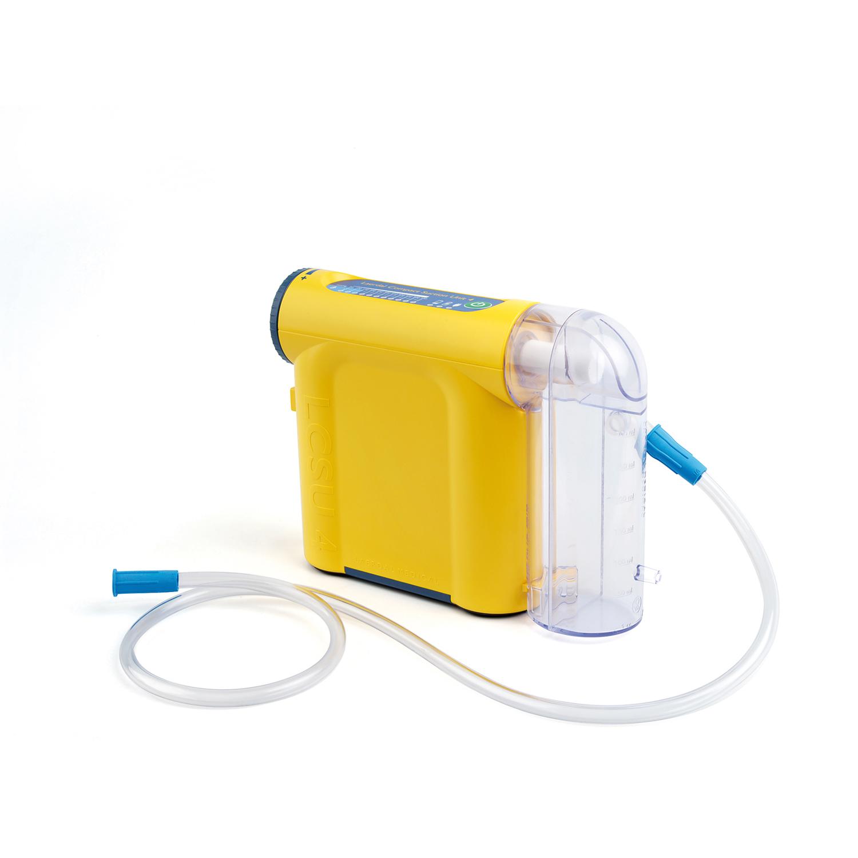 Absaugpumpe LCSU 4 mit 300 ml-Einwegbehälter