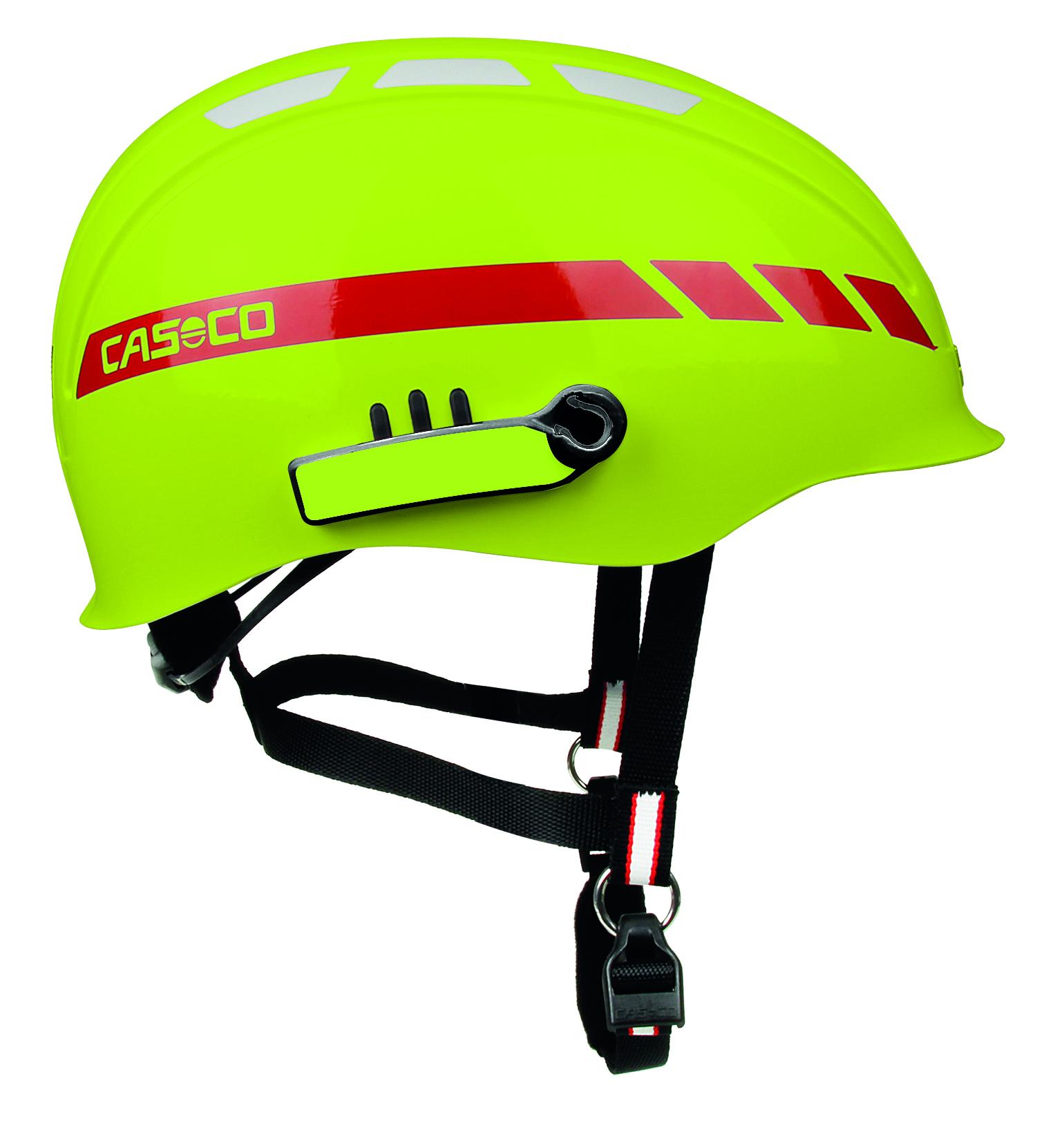 Casco Helm PF 100 Rescu, neon-gelb