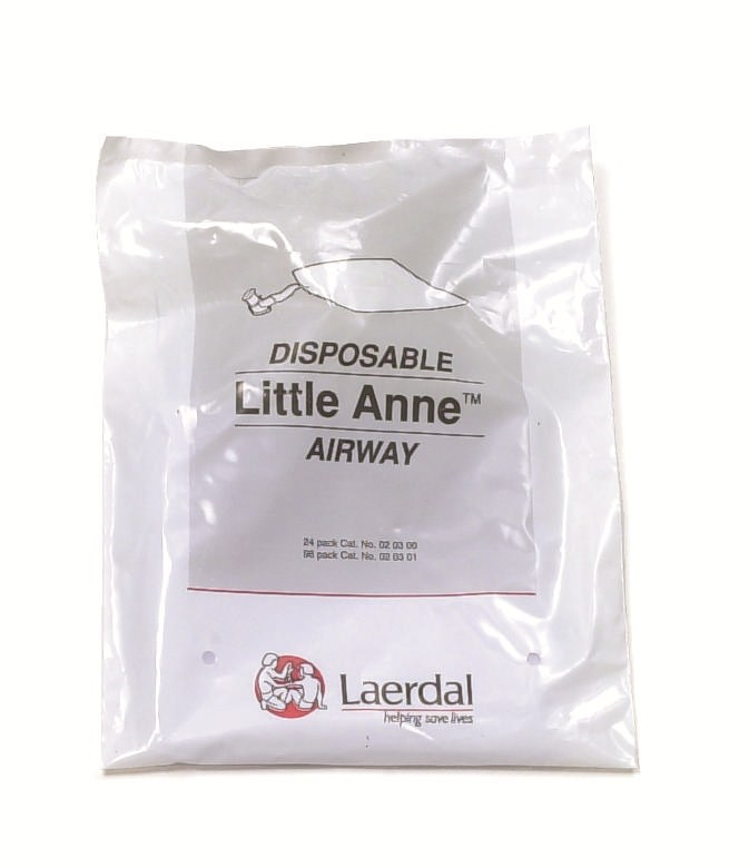 Einmal-Luftwege, für Little Anne, Packung â 96 Stück