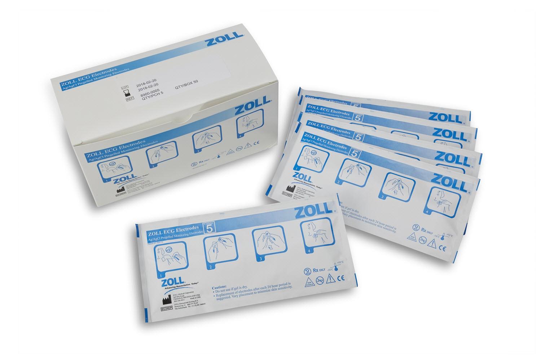 EKG Elektroden, 500 Stück
