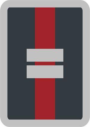 Dienststellungsabzeichen Führungsassistent Einsatzeinheit