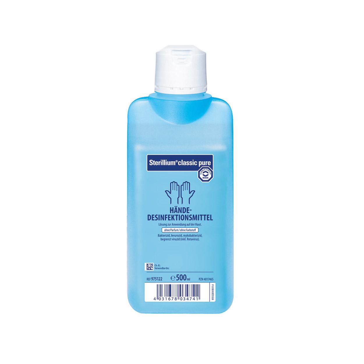 Sterillium® classic pure 500 ml-Flasche