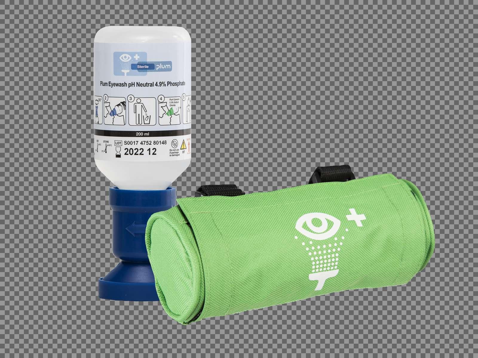 Plum Augenspülflasche pH Neutral 4.9% Phosphate 200 ml