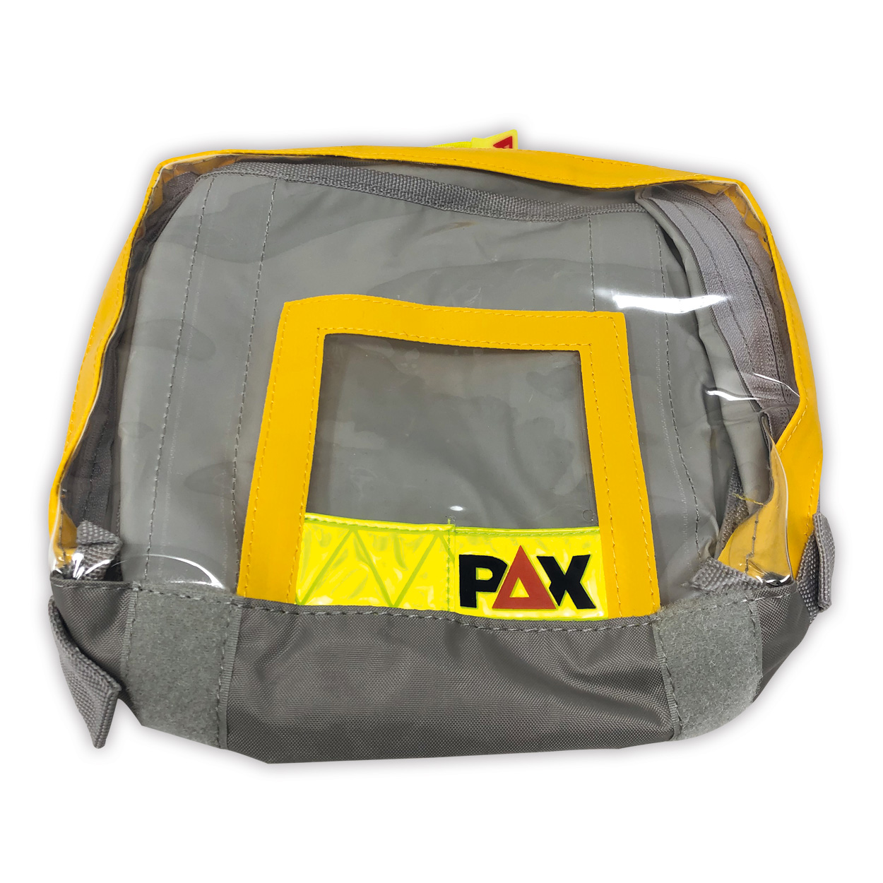 Innentasche FT - PAX-Light in gelb, genäht
