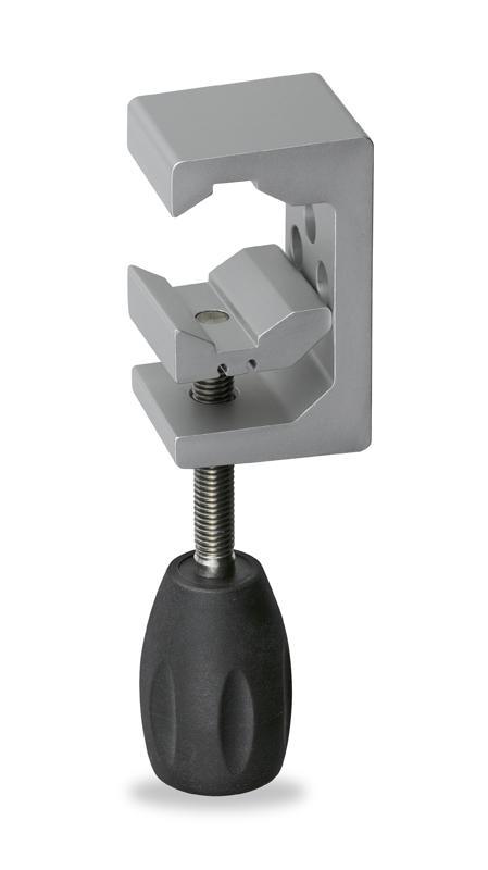 Anbauset Stangenhalterung Ø 19 mm - 40 mm