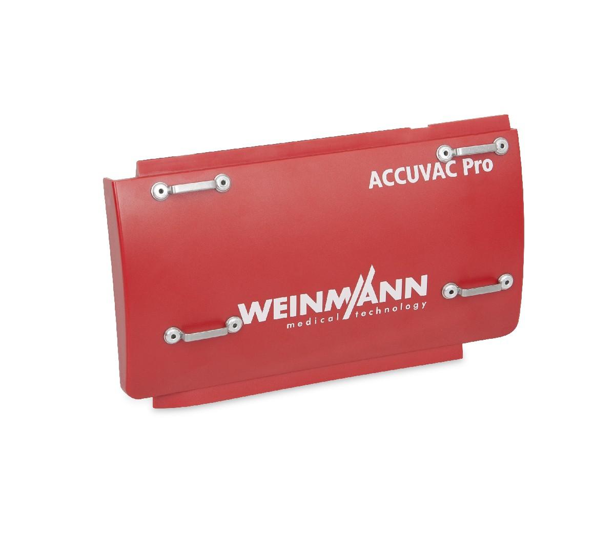 Akkufachabdeckung für Zubehörtasche, ACCUVAC Pro