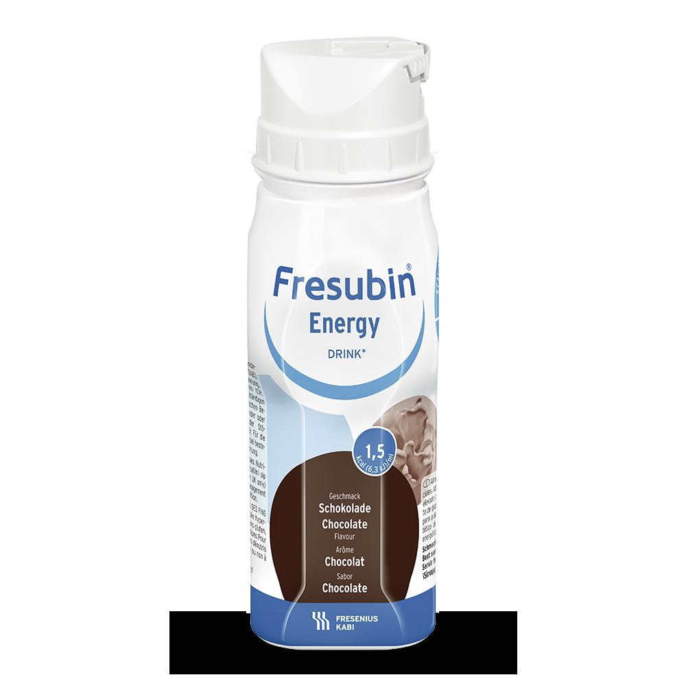 Fresubin Energy Drink Schokolade, Trinkflasche 24 x 200ml
