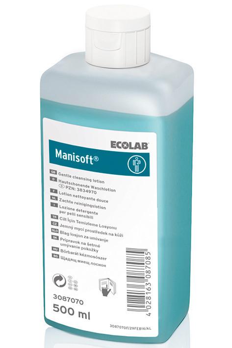 Manisoft® Waschlotion - 500 ml Flasche