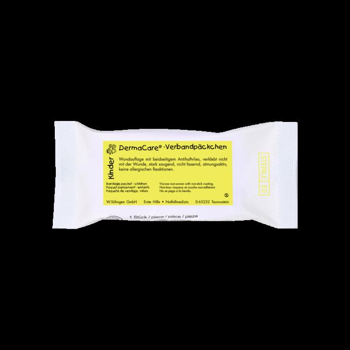 DermaCare® Kinder Verbandpäckchen klein