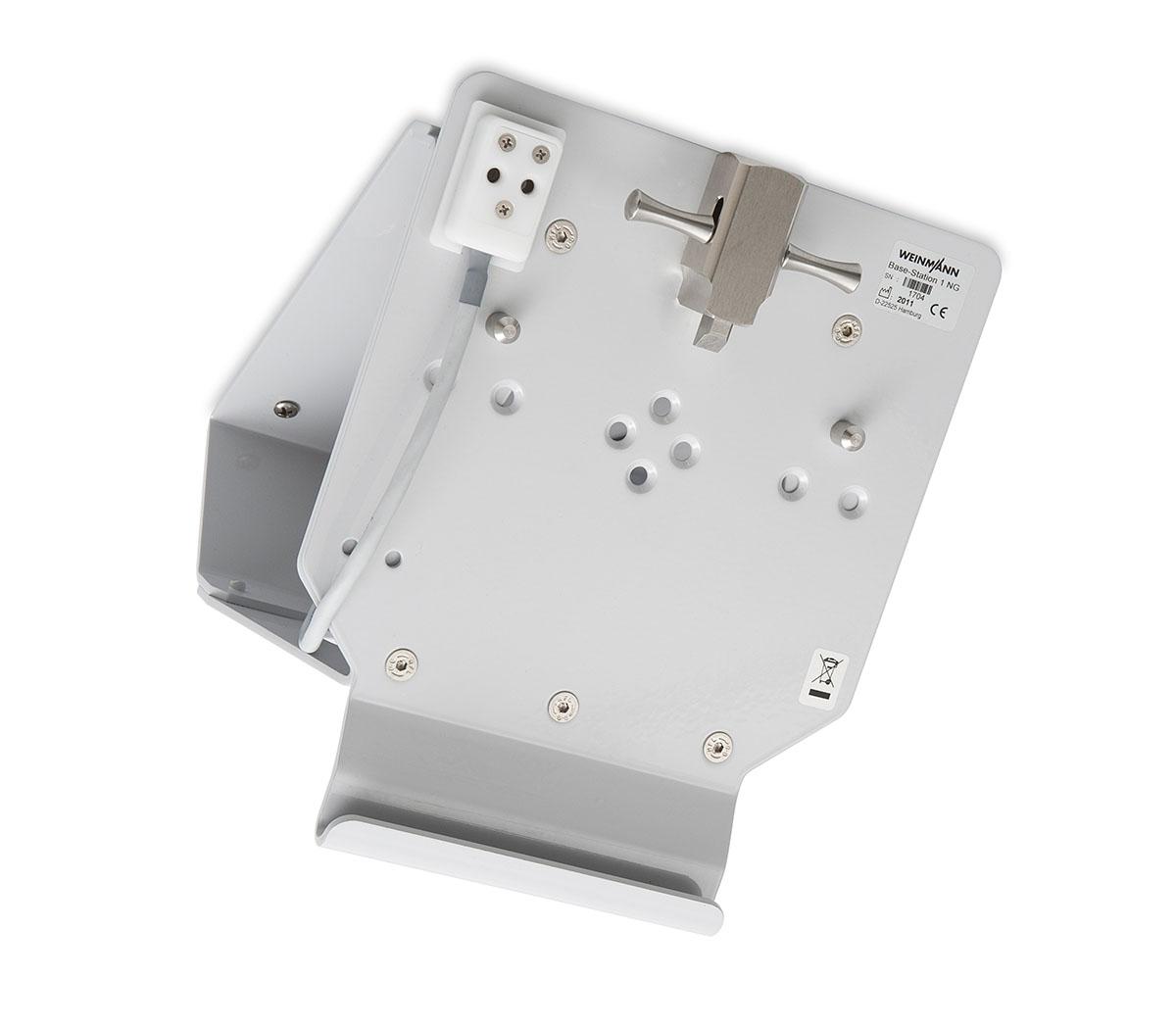 BASE-STATION 1 NG Deckenhalterung inkl. 45° Winkel zur Montage mit Ladeschnittstelle und 12 V Stecker