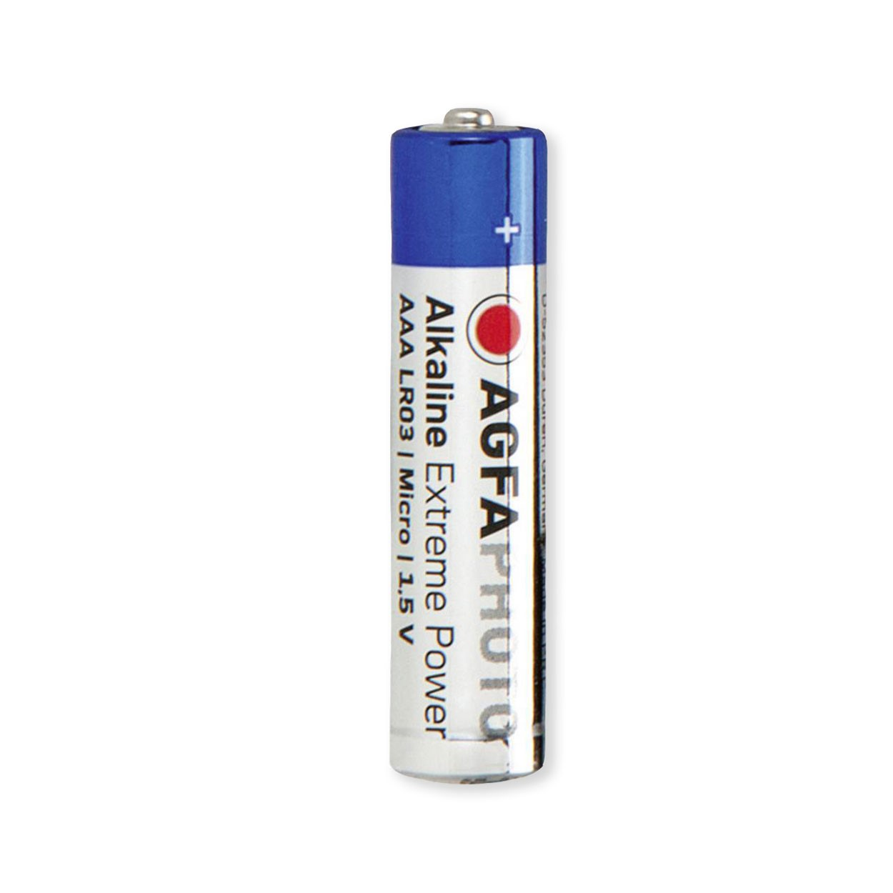 Agfa Photo Alkaline Batterie Micro, AAA, LR03, 1,5 Volt