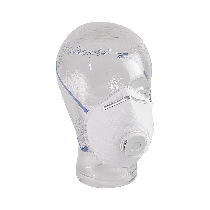 Atemschutzmaske FFP 2 mit Ventil  EN149/2001