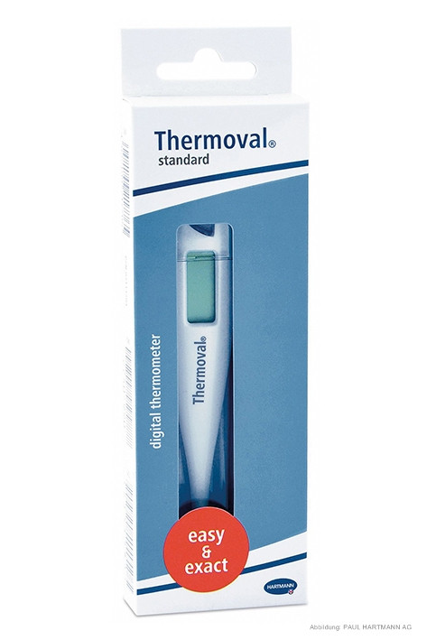 Thermoval Standard Fieberthermometer