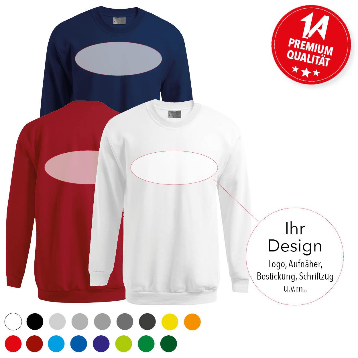 Sweat-Shirt - Individualisiert