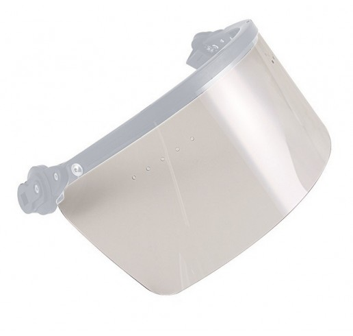 Casco Visier Ersatzscheibe für PF 112 aus Polycarbonat