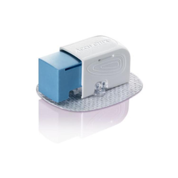 ACCU-CHEK Insight Flex Kan. 6mm - 10 Stück