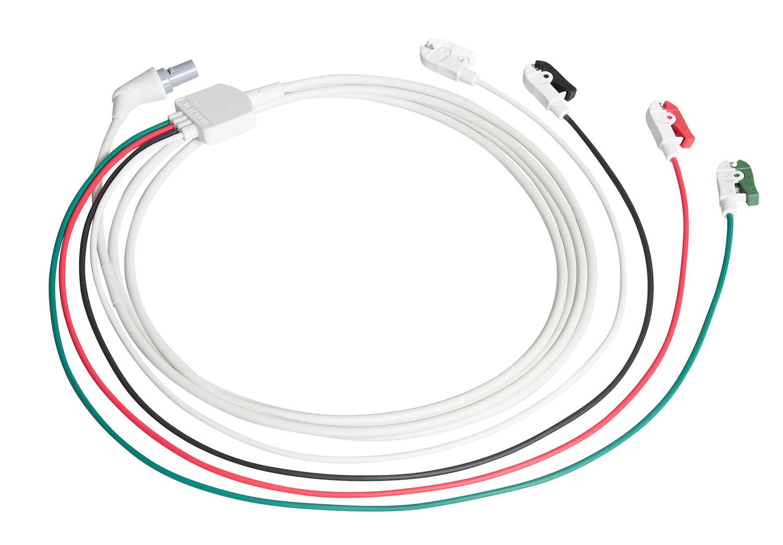 EKG-Kabel, 2 m, AHA