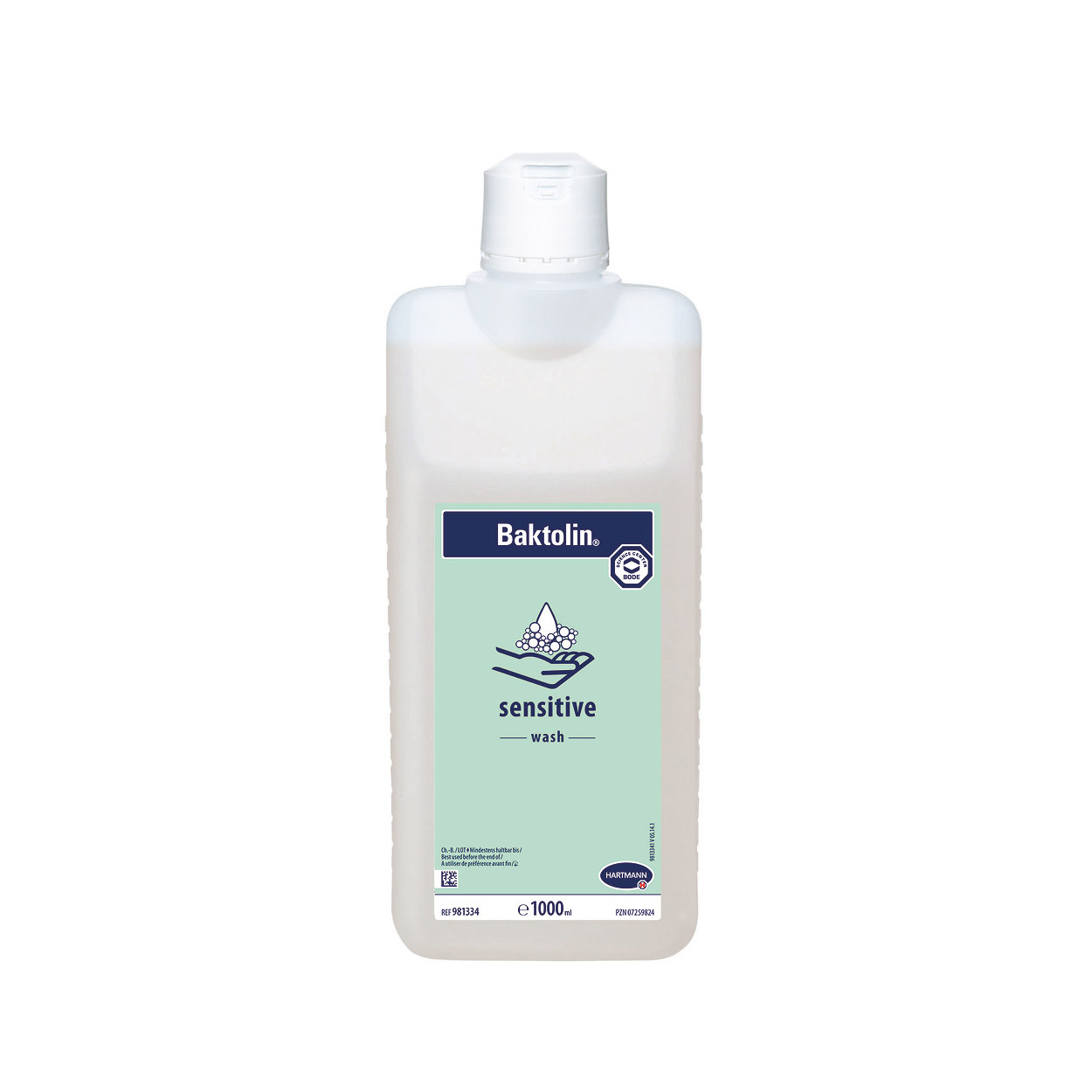 Baktolin® sensitive, 1 Liter Flasche