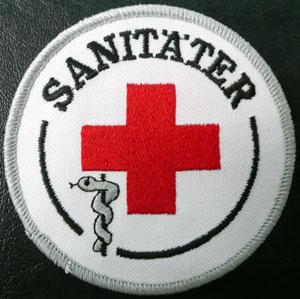 Fachkraftabzeichen Sanitäter