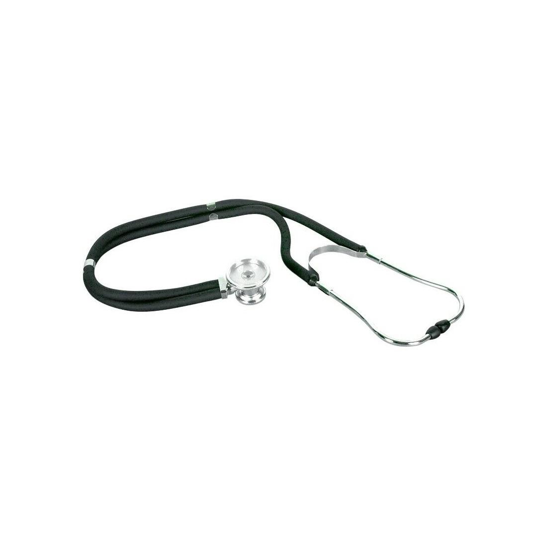 Stethoskop Doppelkopf Typ Rappaport, schwarz