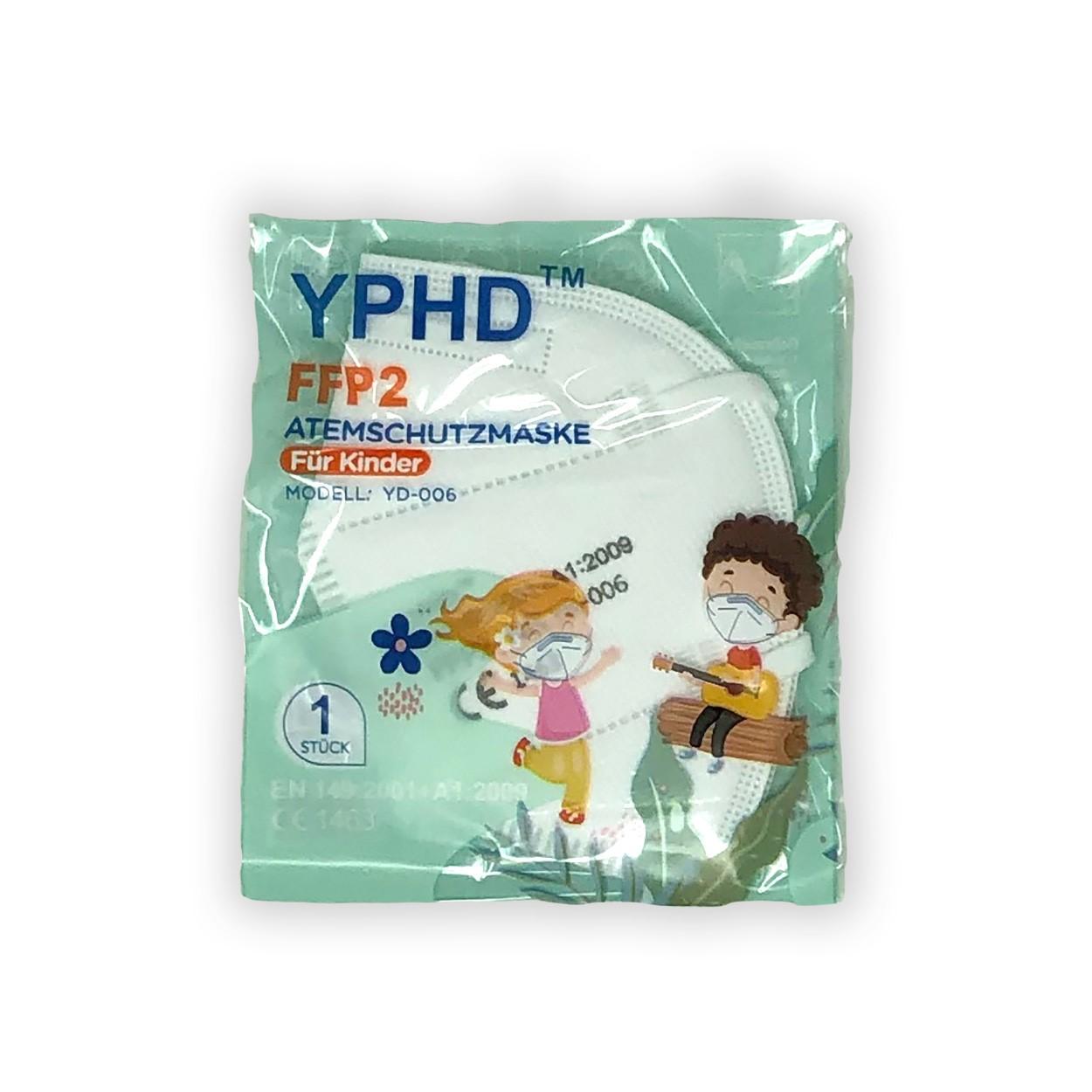 FFP2 Atemschutzmaske YD-006 für Kinder