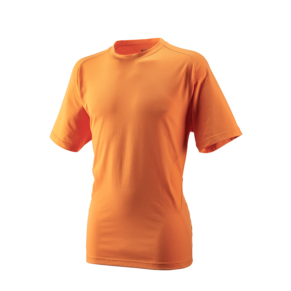 Pure Comfort Shirt orange