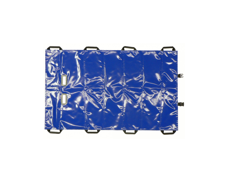 Schwerlast-Rettungstuch bis 250 kg, blau