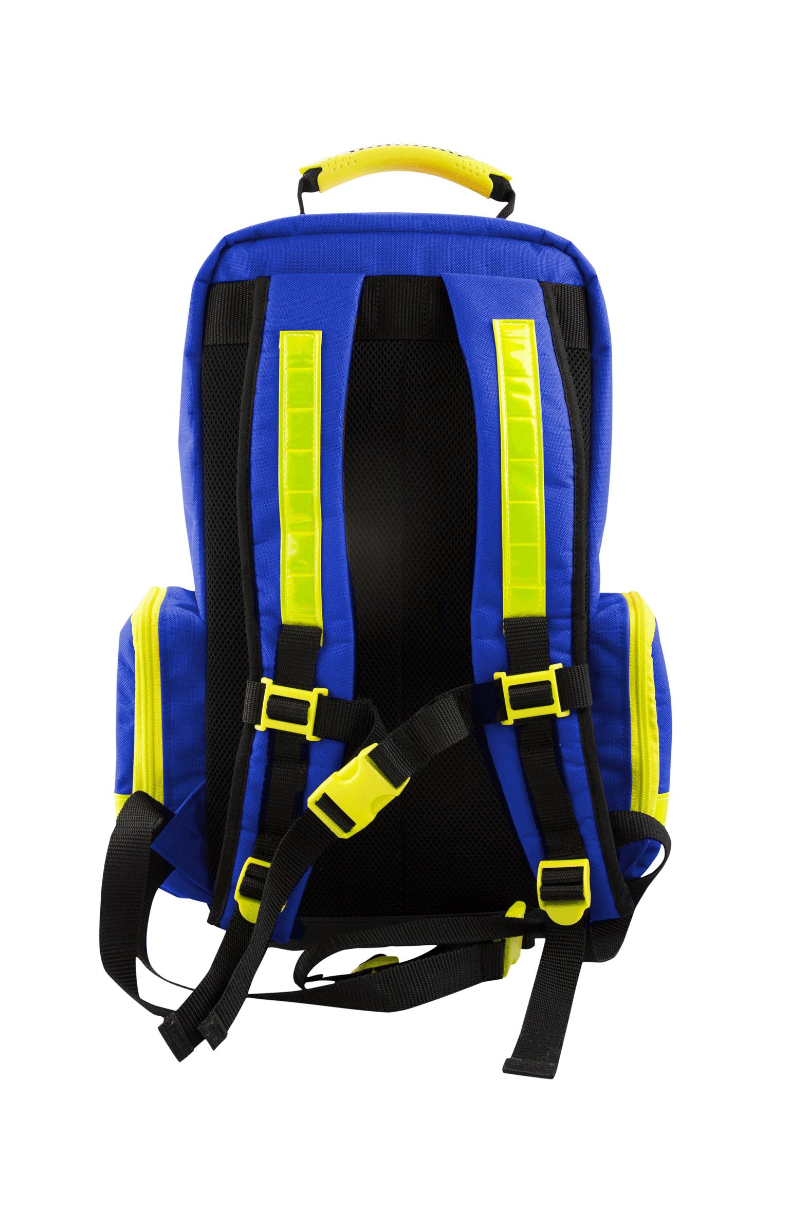 AEROcase Notfallrucksack large Pro1R PL1C Polyester in blau