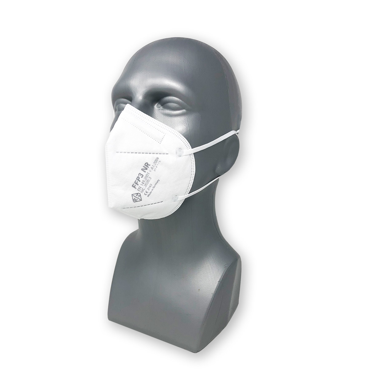 FFP3 Atemschutzmaske NR ohne Ventil - Packung á 6 Stück