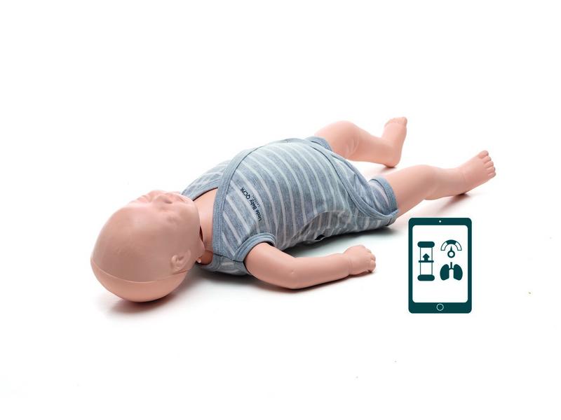 Little Baby QCPR - hellhäutig