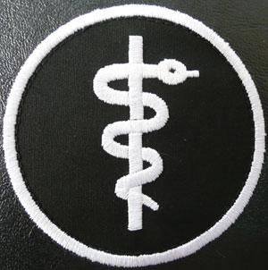 Fachdienstabzeichen Sanitätsdienst