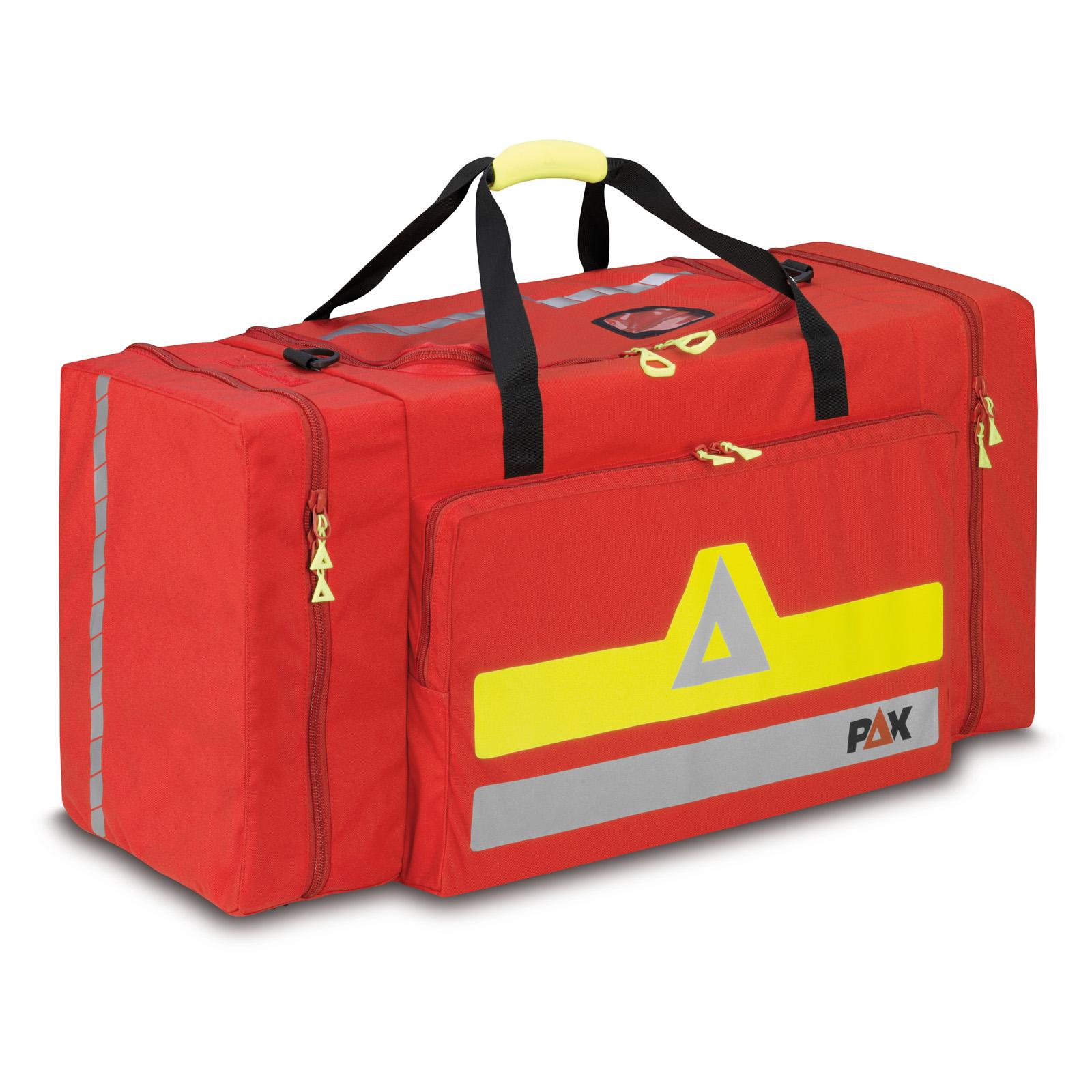 Bekleidungstasche XL - 2019, PAX-Dura in rot