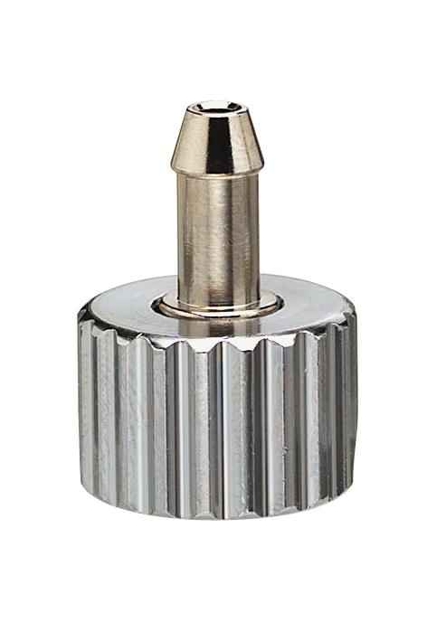 Anschlusstülle mit Überwurfmutter, Ø 6,7 mm,  G 3/8 (zu WM 1411)