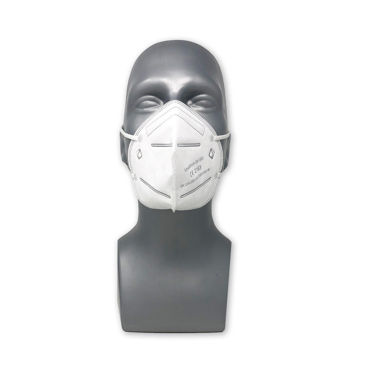 FFP2 Atemschutzmaske Lexuslance LK-003 - einzeln verpackt