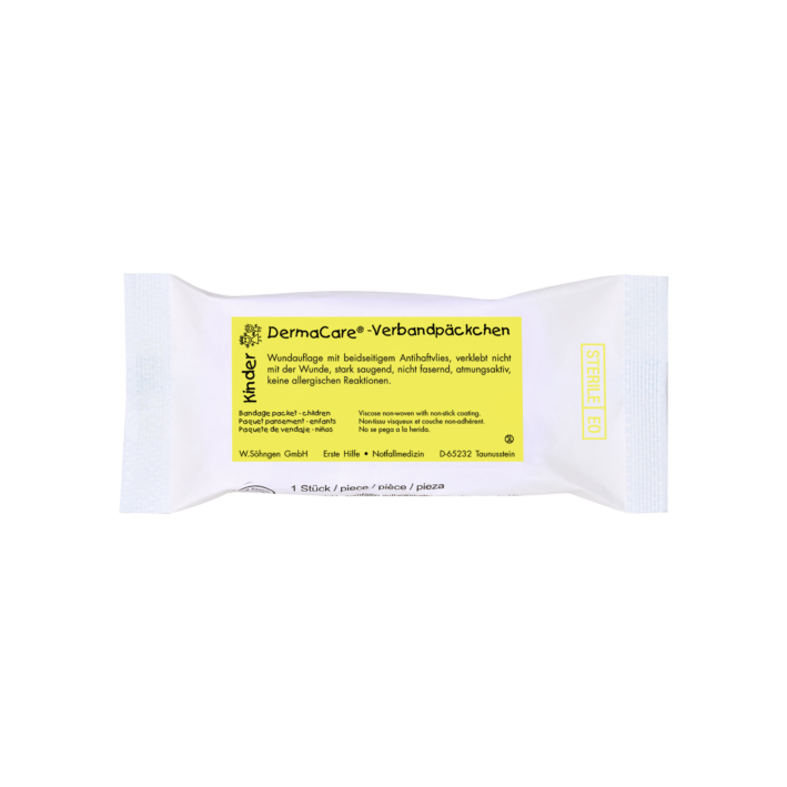 DermaCare® Kinder Verbandpäckchen groß