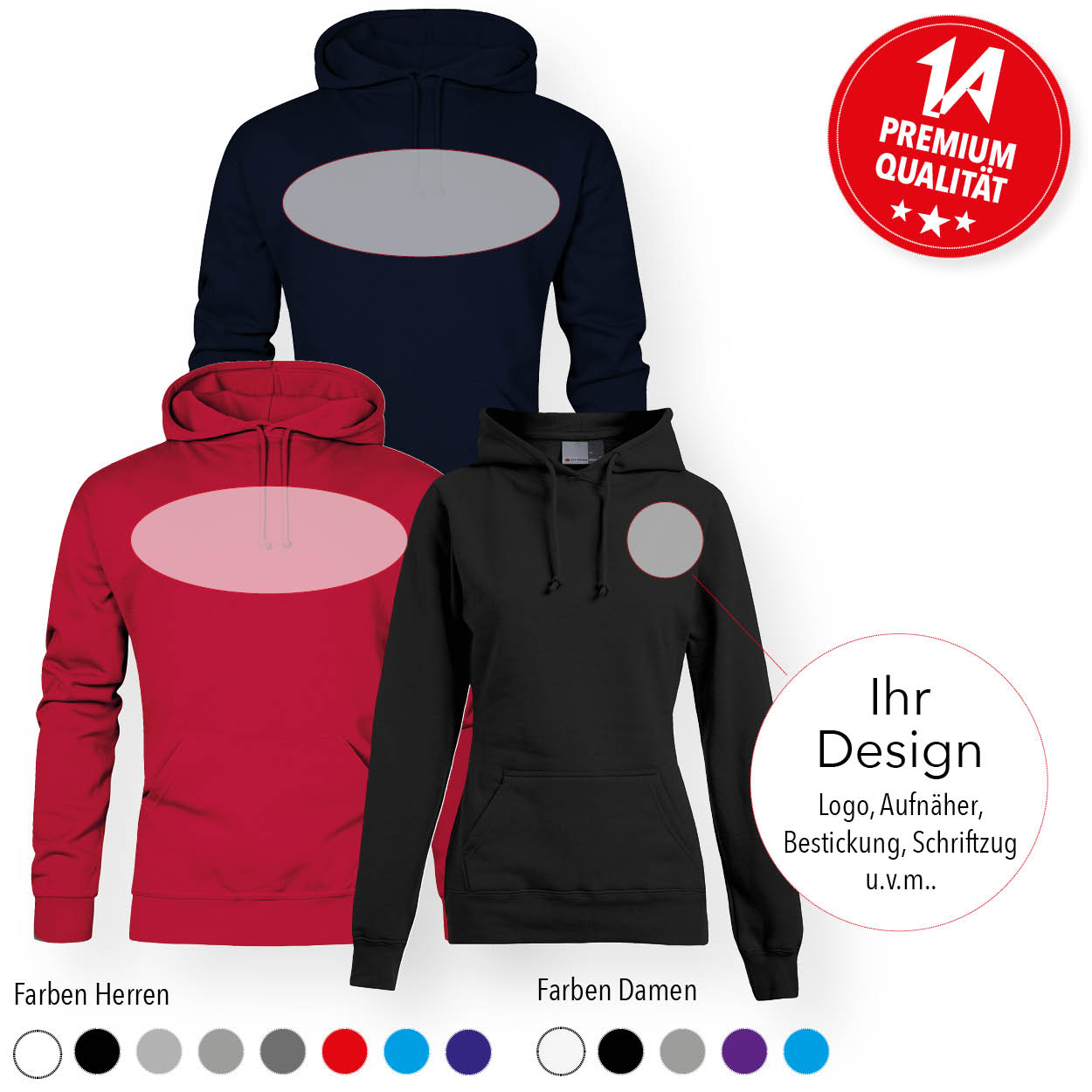 Hoody - Individualisiert
