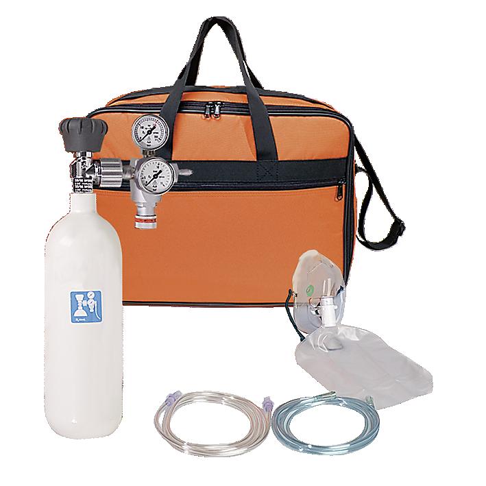 Sauerstoff-Gerät regulierbar 2 Liter