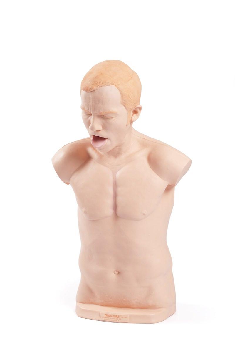 Choking Charlie Übungspuppe für Heimlich-Manöver