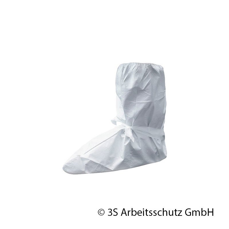 Polyethylen-Überziestiefel, weiß, 41 x 55 cm - 1 Paar