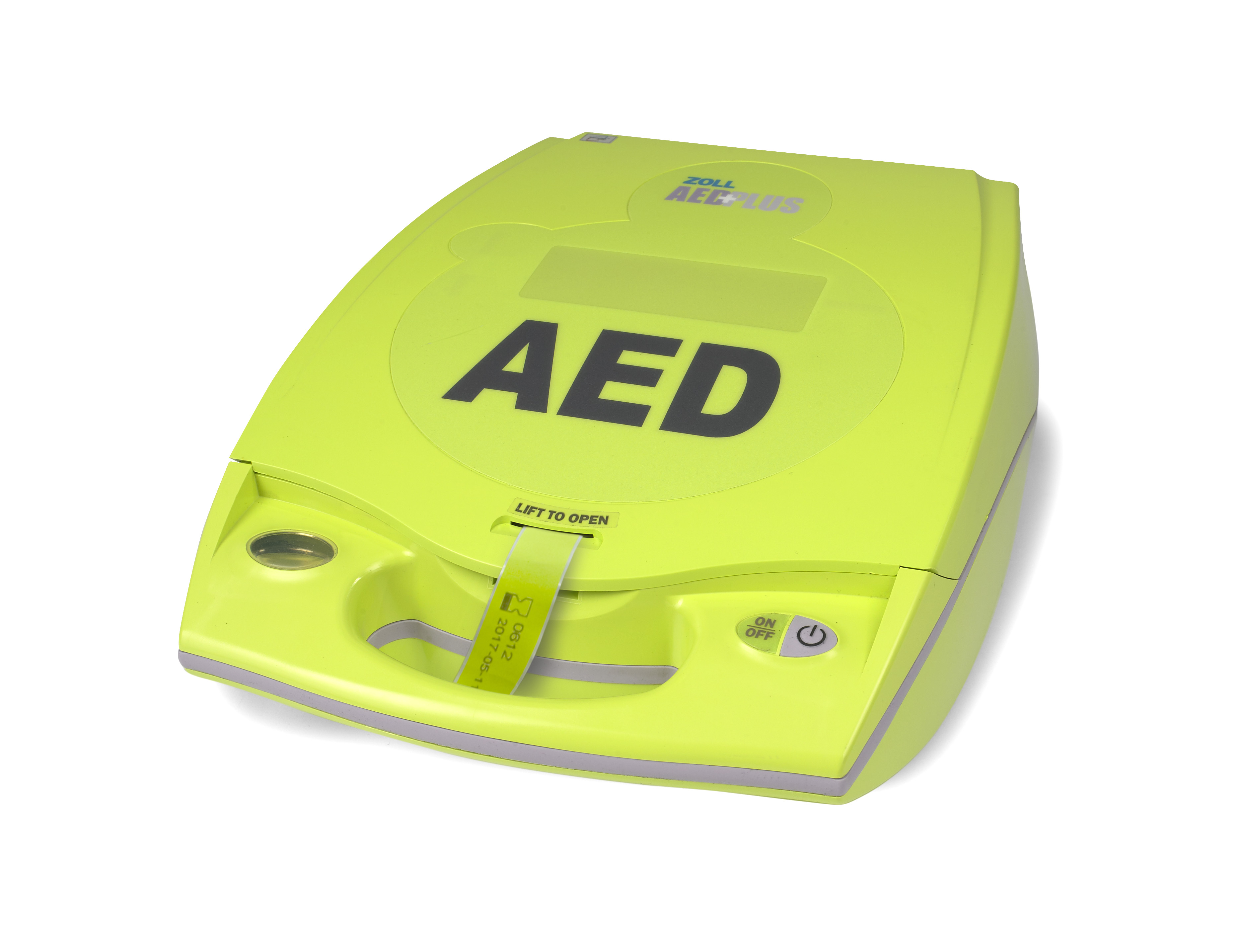 AED PLUS® - Halbautomat