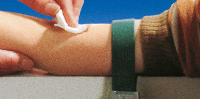 Pur-Zellin® steril, Rolle zu 500 Stück