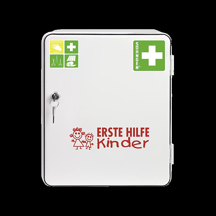Erste-Hilfe-Verbandschrank KINDERGARTEN