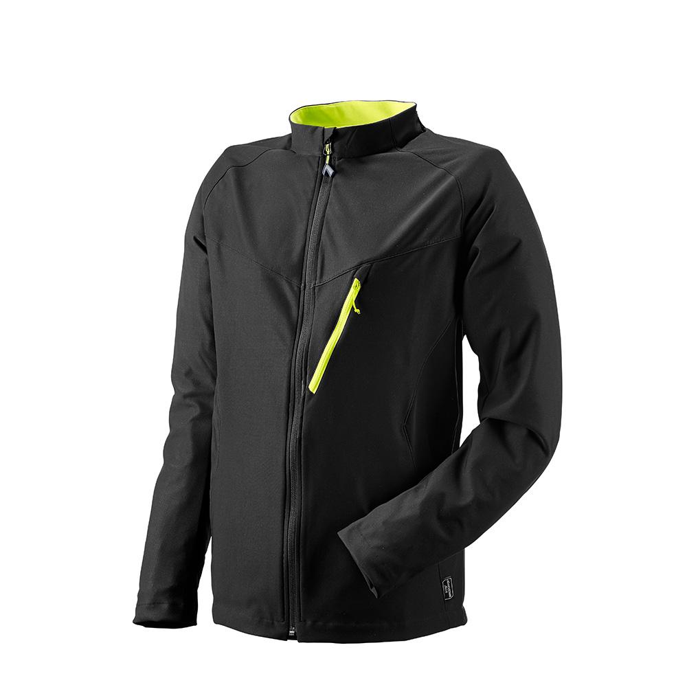 Light Jacket GORE Windstopper black