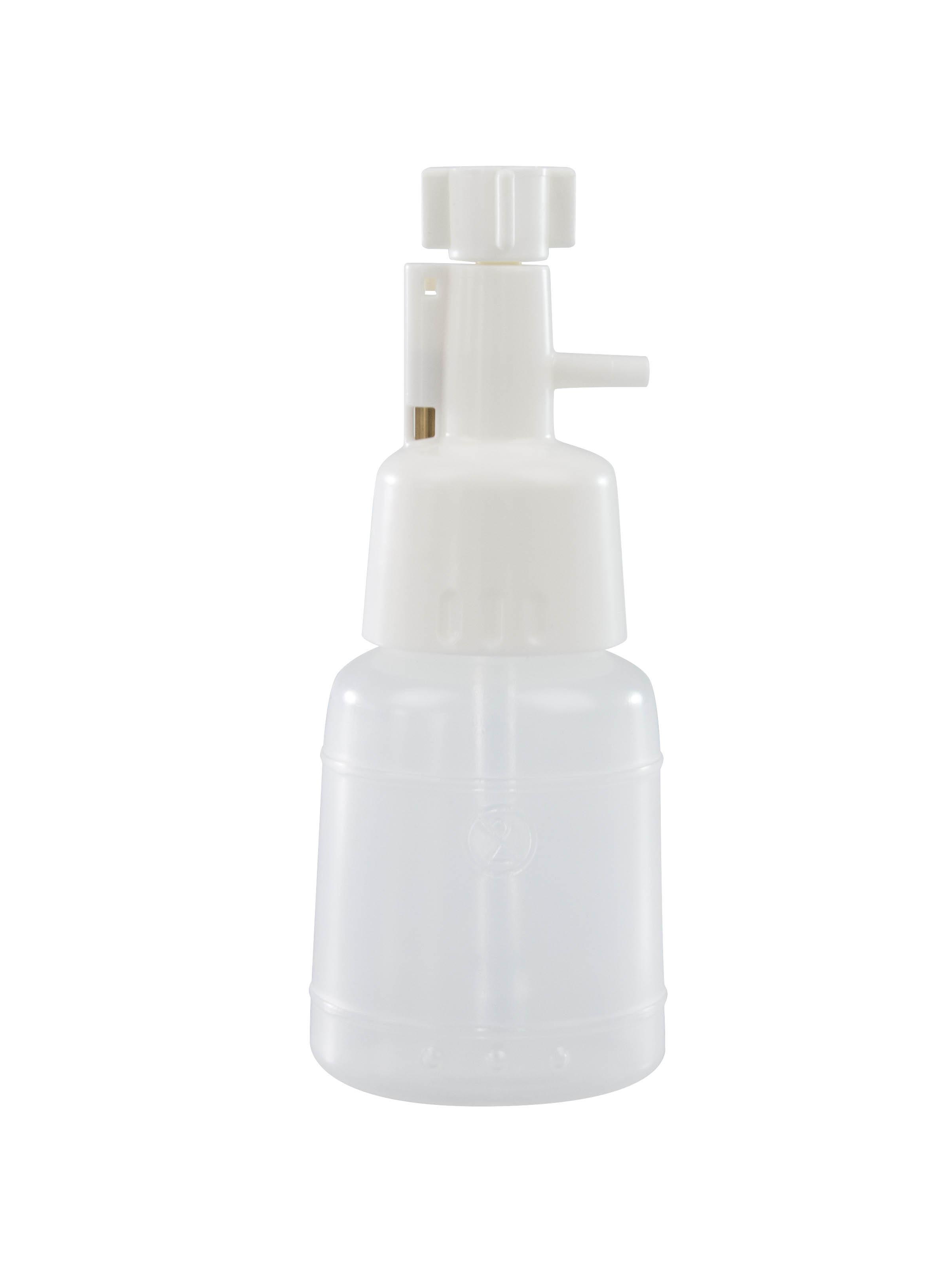 Atemgasanfeuchter / Sprudler / Befeuchtertopf - m.Ventil 140 ml