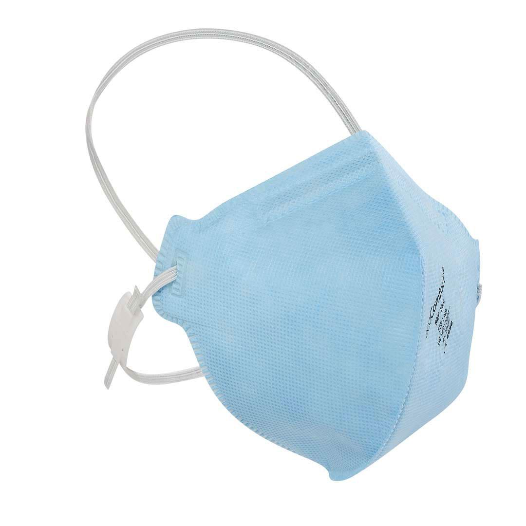 Atemschutzmaske ecoComfort, FFP2, gefaltet, ohne Ventil