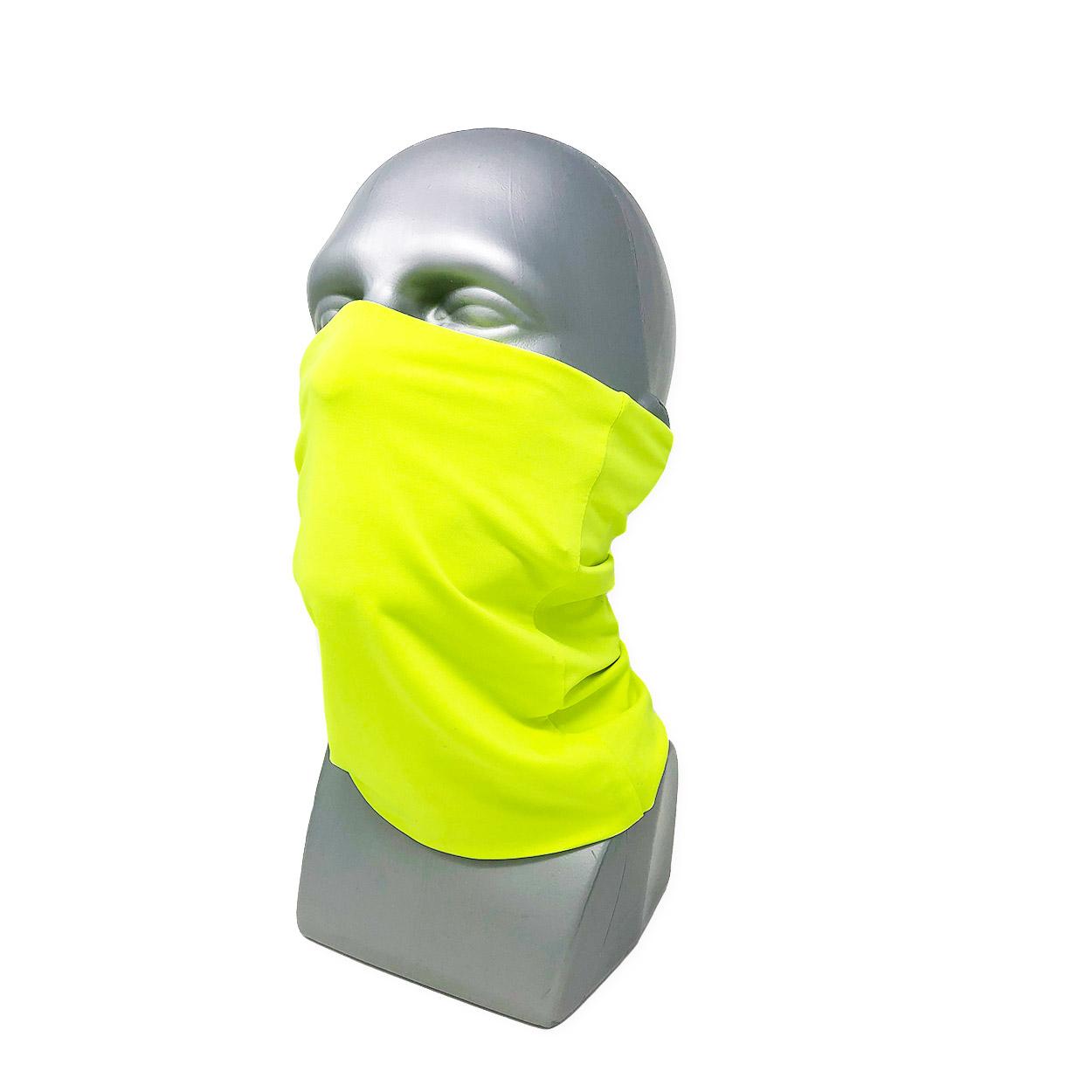 Bandana Multifunktonstuch, safety yellow, Gr. L