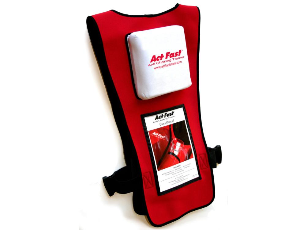 Erstickungstrainer Act-Fast Heimlich-Griff Trainer