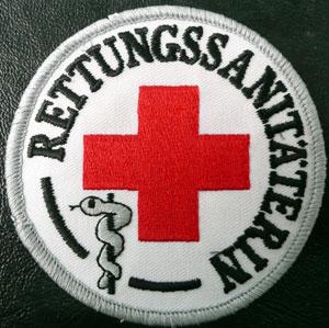 Fachkraftabzeichen Rettungssanitäterin